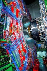 Fieldwork, Beyond Standard Model at CERN: ©istock.com/ xenotar