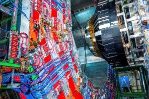 Fieldwork, Beyond Standard Model at CERN: ©istock.com/ xenotar